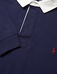 Polo Ralph Lauren Big & Tall - The Iconic Rugby Shirt - langærmede - french navy/c3924 - 2