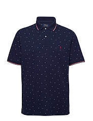 Classic Fit Sailboat Polo - TOSSED STARS