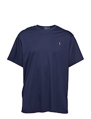 Classic Fit Soft-Touch T-Shirt - FRENCH NAVY