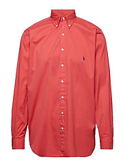 Classic Fit Twill Shirt - CACTUS FLOWER