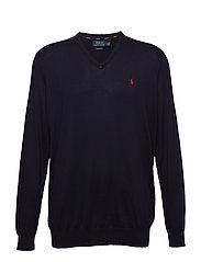 PIMA COTTON-LS VN PP - HUNTER NAVY