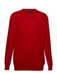 PIMA COTTON-LS VN PP - MARTIN RED