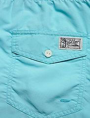 Polo Ralph Lauren Big & Tall - Traveler Swim Trunk - badehosen - hammond blue - 4
