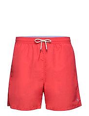 Traveler Swim Trunk - RACING RED