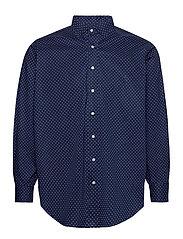 Classic Fit Dot Poplin Shirt - 4511 EXECUTIVE DO