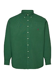 Garment-Dyed Oxford Shirt - NEW FOREST