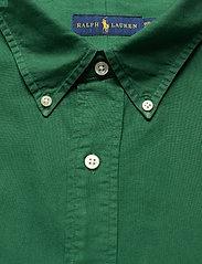 Polo Ralph Lauren Big & Tall - Garment-Dyed Oxford Shirt - basic skjorter - new forest - 2