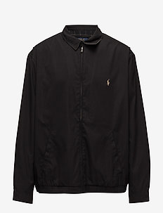 Bi-Swing Windbreaker - RL  BLACK