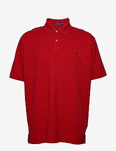Classic Fit Mesh Polo Shirt - RL2000 RED