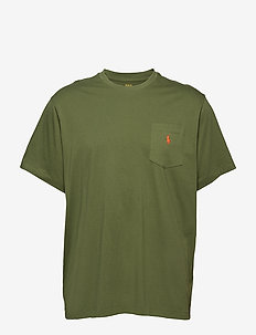Classic Fit Pocket T-Shirt - SUPPLY OLIVE