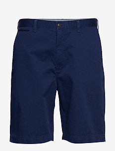 Classic Fit Cotton Chino Short - NEWPORT NAVY