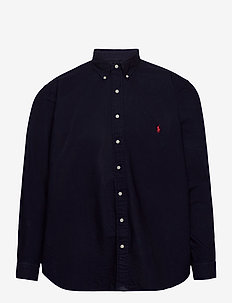 Classic Fit Oxford Shirt - businesskjorter - rl navy