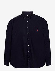 Classic Fit Oxford Shirt - business skjortor - rl navy