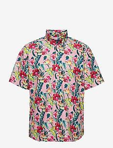 Classic Fit Floral Shirt - 3345 PARADISE FLO