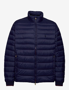 Packable Down Jacket - CRUISE NAVY