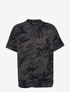 Classic Fit Camo Tee - RL CAMO CHARCOAL