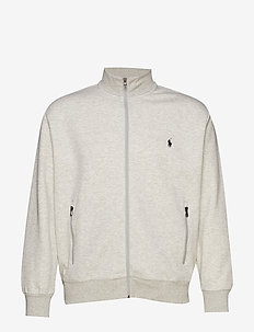 LSFZJACKETM3-LONG SLEEVE-KNIT - LT SPORT HEATHER/