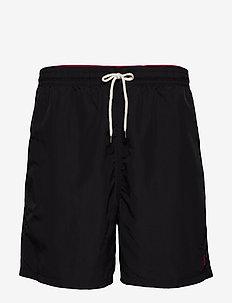 Traveler Swim Trunk - szorty kąpielowe - polo black