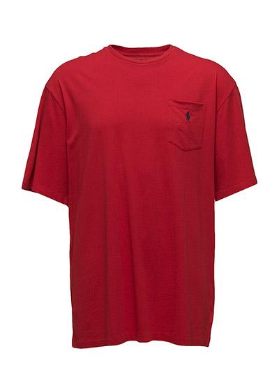 Classic Fit Crewneck T-Shirt - RL2000 RED