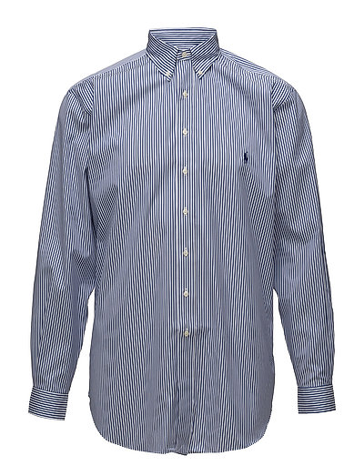 Striped Cotton Poplin Shirt (2013 Rl Blue whit) (700 kr) - Polo ... 7f4a2e45c621d
