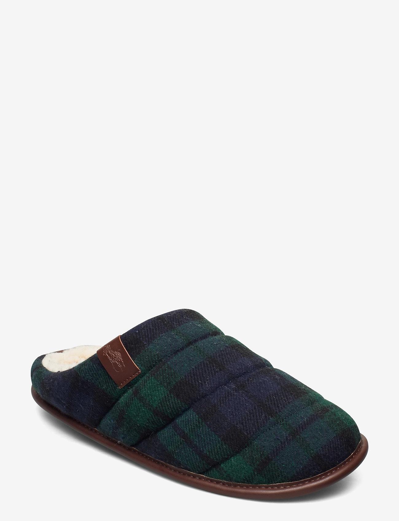 Polo Ralph Lauren - EMERY - tossut - green blackwatch - 0