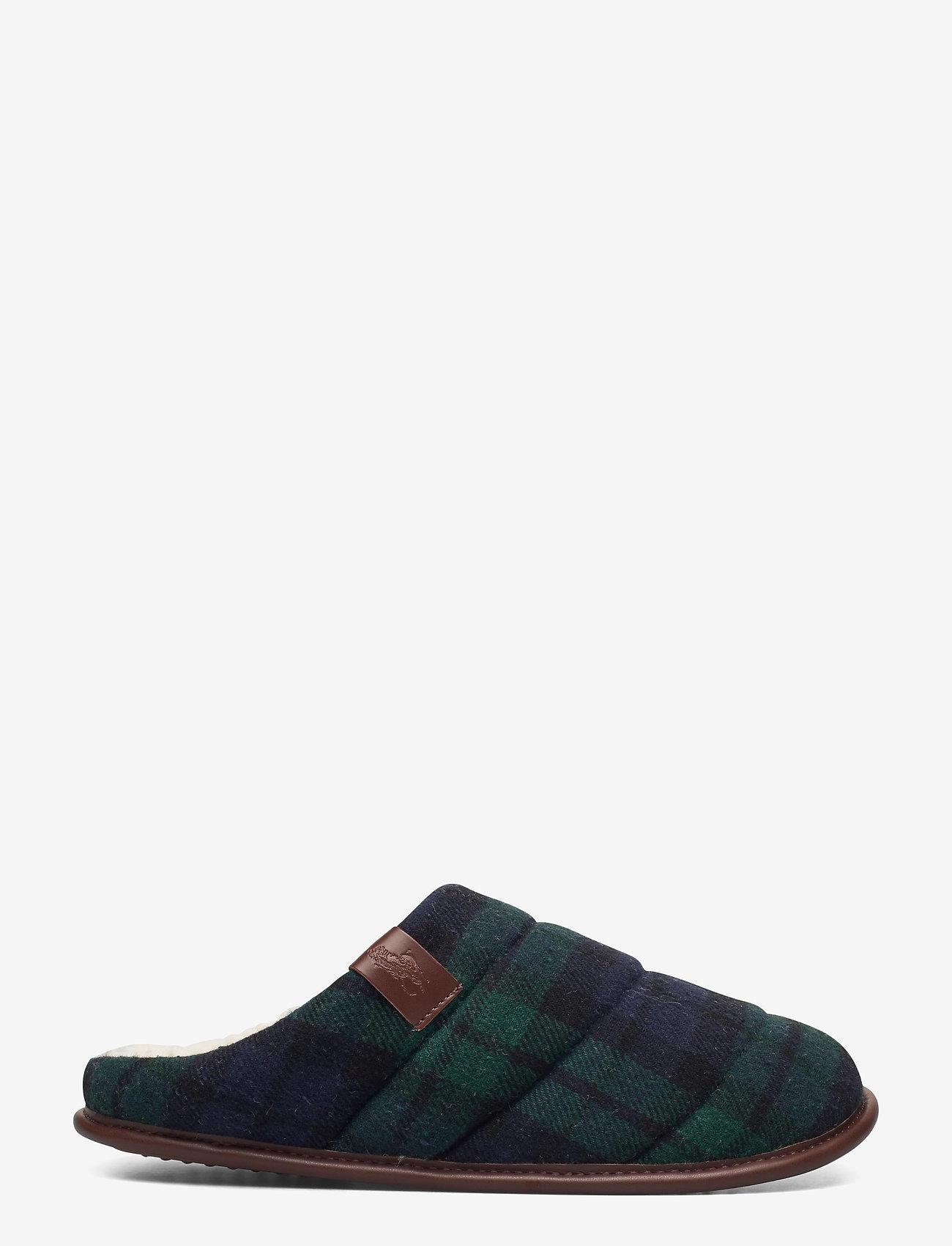 Polo Ralph Lauren - EMERY - tossut - green blackwatch - 1