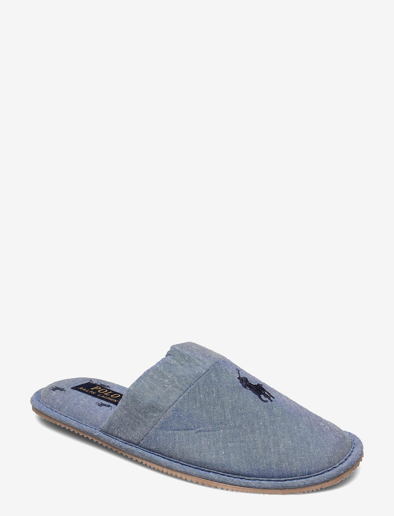 Polo Ralph Lauren - KLARENCE - tossut - blue chambray - 0