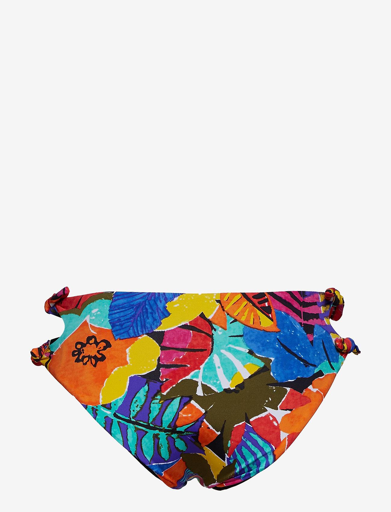 Batik Floral Dbl Tie Hipster-cheeky (Multi) - Polo Ralph Lauren Swimwear RclnCp