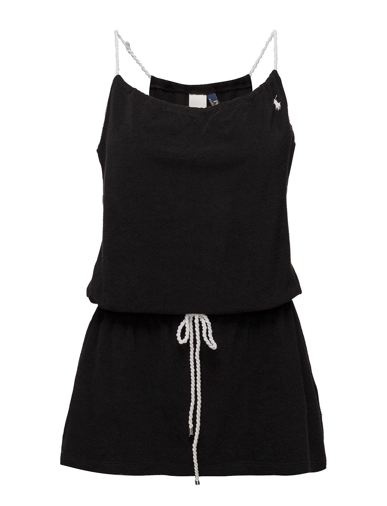 Polo Ralph Lauren Swimwear ICONIC TERRY COVERS ROPE DRESS