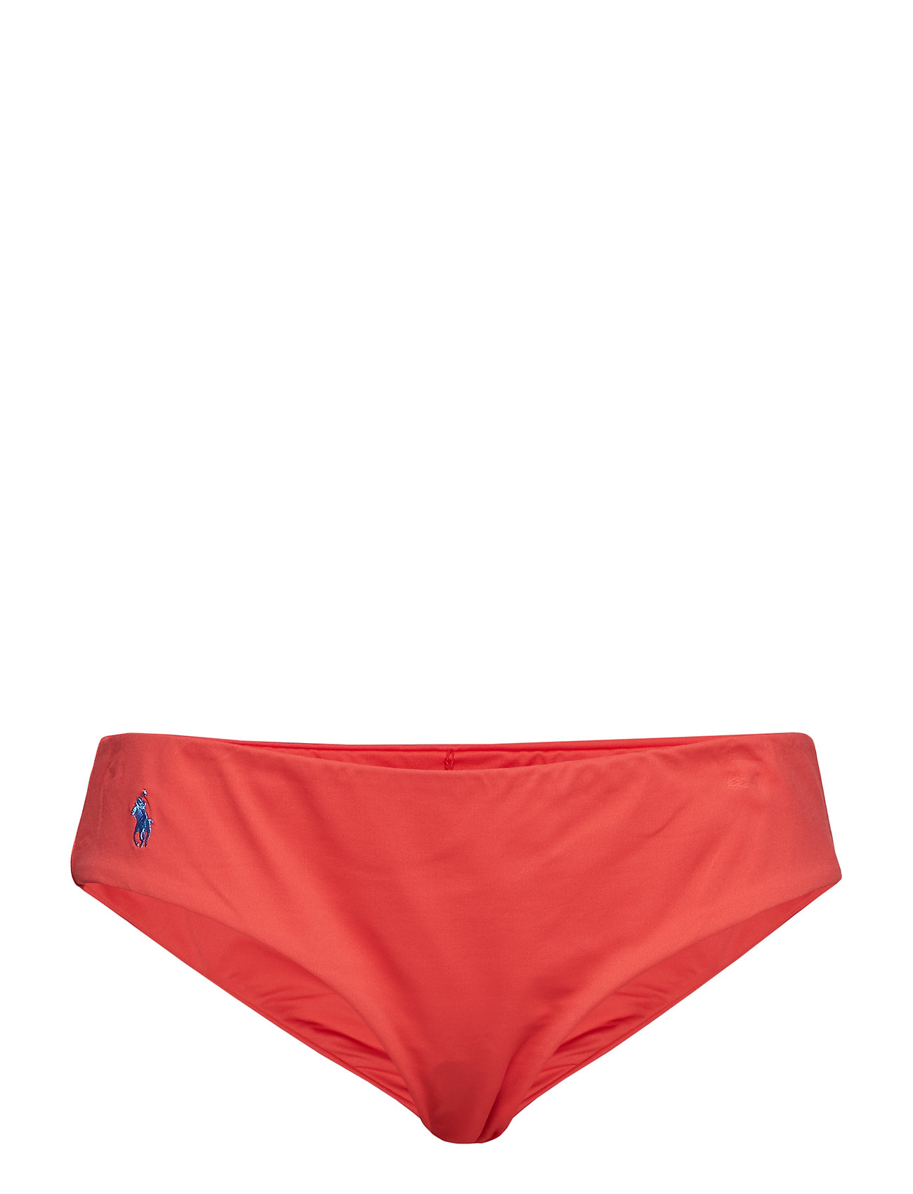 Polo Ralph Lauren Swimwear MODERN SOLIDS SURFER CUT HIPSTER Guava, X-Small - GUAVA