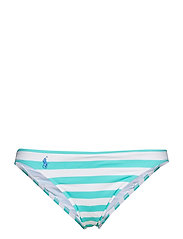 Awning Stripe Taylor Hipster - LAGOON
