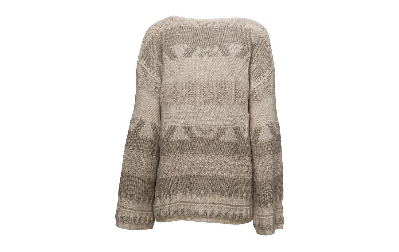 Alpaga Cachemire 6 Fibers Polo 1 Wool Southwestern Laine 25 12 Multi Nylon Tan Ralph Other Sweater Mérino Laine 13 Lauren 31 Extrafine SSqHanT1w