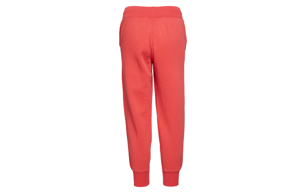 Evening Coton 16 Post Lauren Ralph Polyester 84 Red Polo Sweatpant Fleece PxI1wSq7
