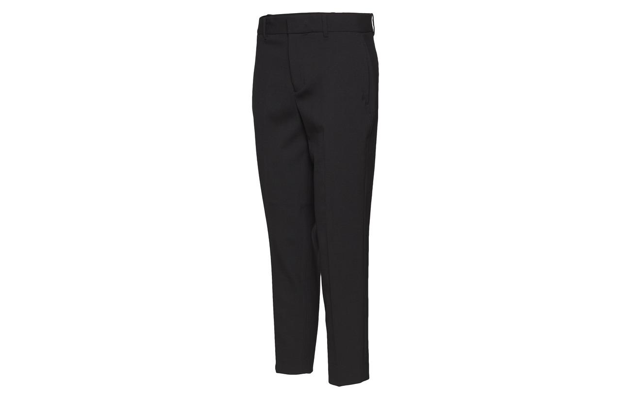 95 Ralph Laine Elastane 5 slg Stretch Lauren Black Polo Canvas Wool pnt a81wBxwqd7