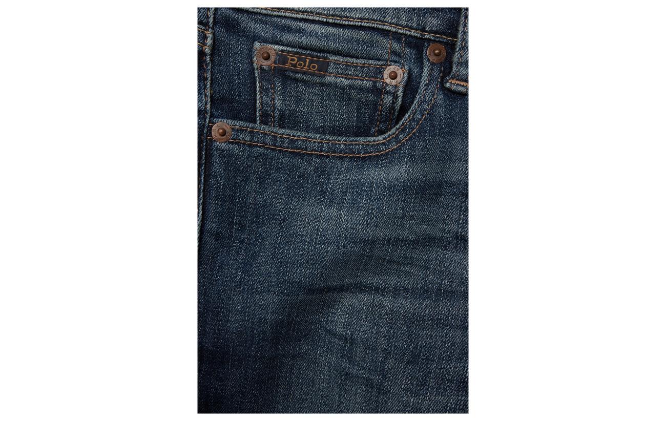 Skinny Coton 5 Polyester Elastane Dark Ralph Crop Indigo 2 Polo Lauren Tompkins Jean 93 UBwtnx6qT