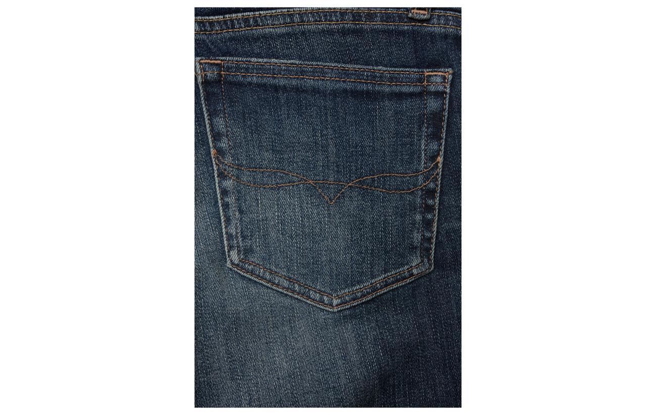 Coton 93 Skinny Lauren Tompkins Elastane Ralph Indigo Dark 2 Polo 5 Jean Crop Polyester CqUSnHz