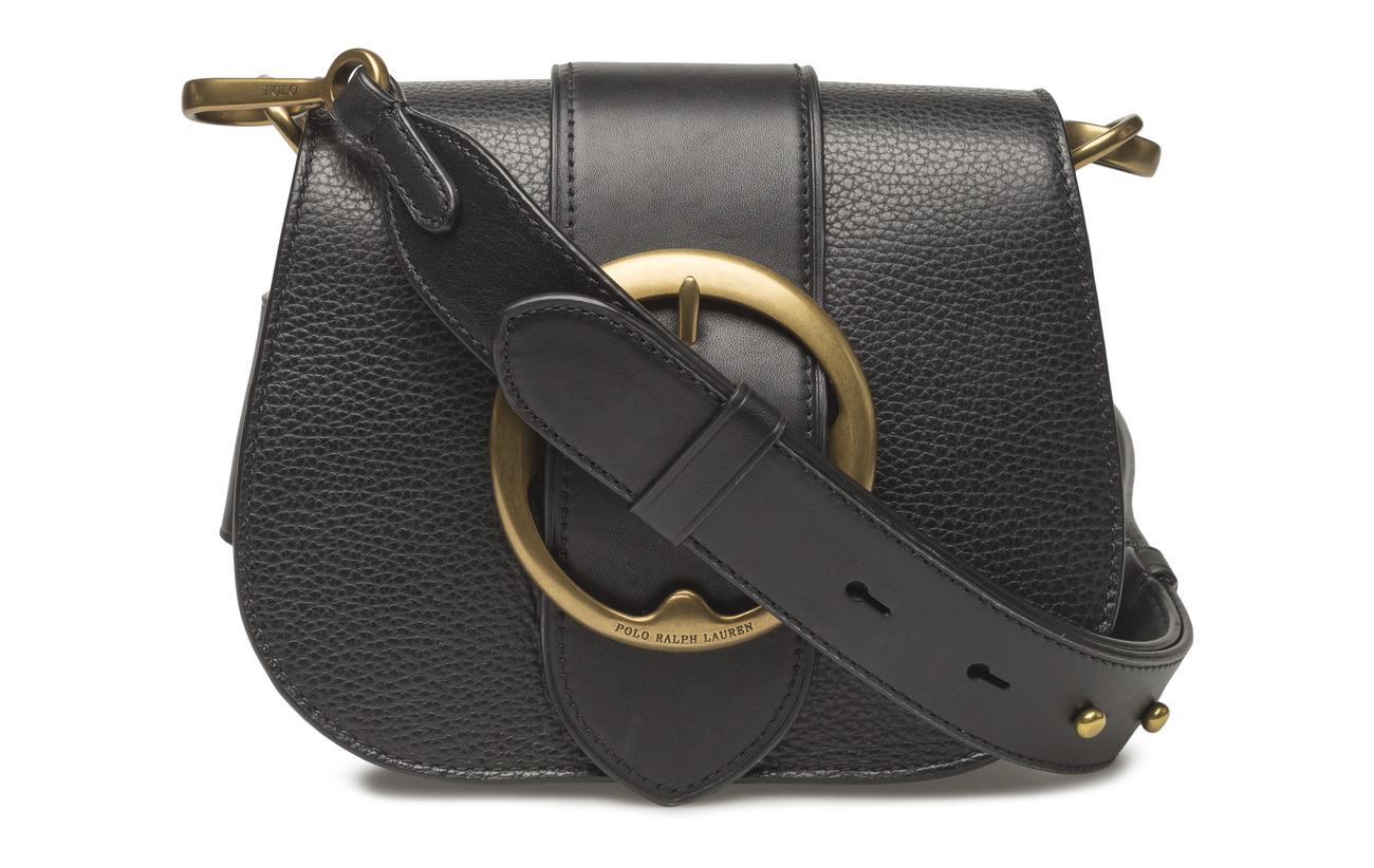 Ralph 100 Pebbled Vache Bag Peau Lennox Leather Lauren Scarlet De Polo fdxH1wqgCf