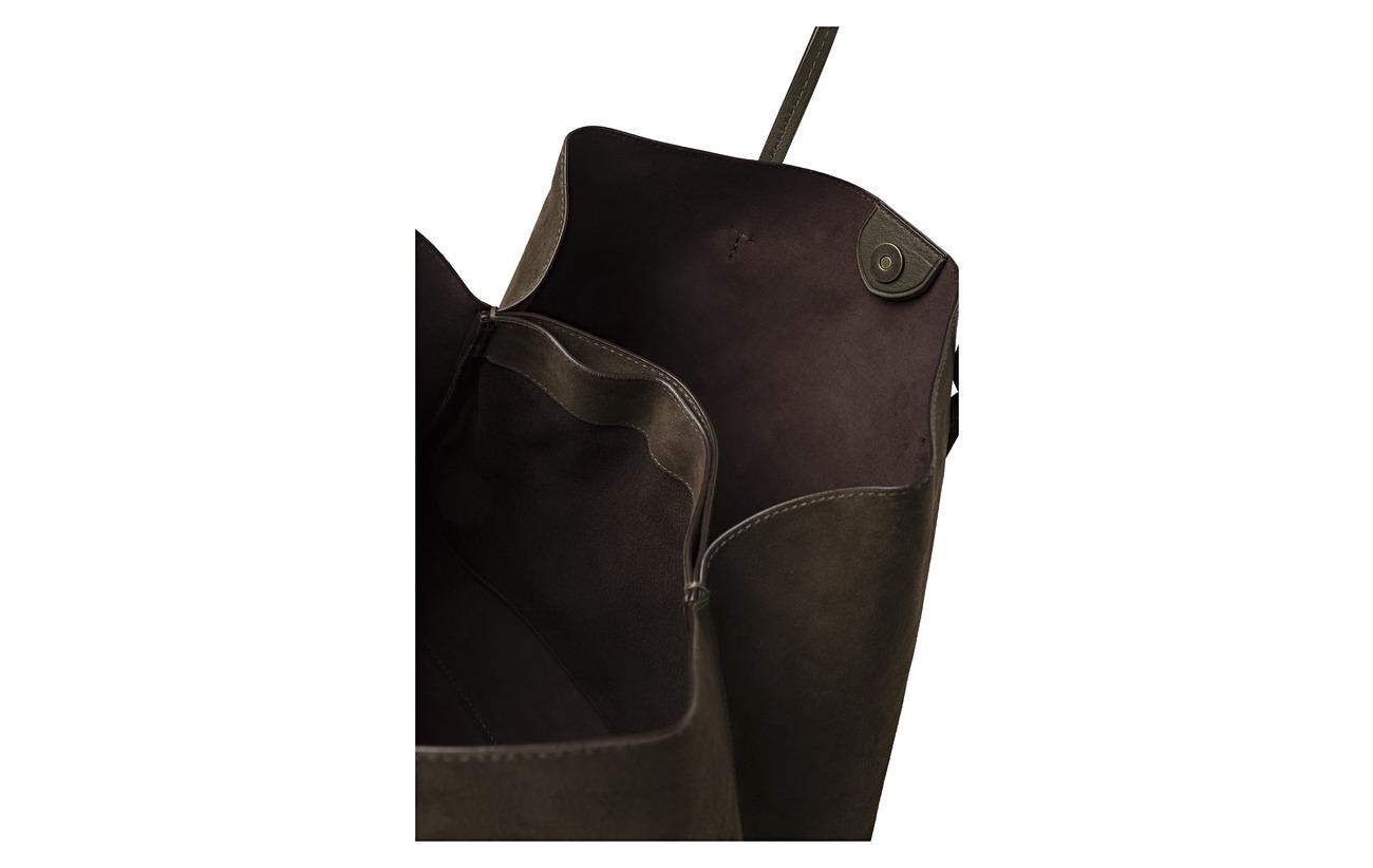 Ralph 100 Leather Vache Peau Polo Lauren Lennox Tote Taupe De B4SnqvnW