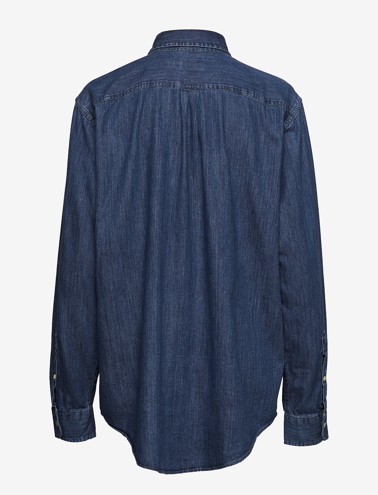 Polo Ralph Lauren Chambray Big Shirt - Blouses & Shirts