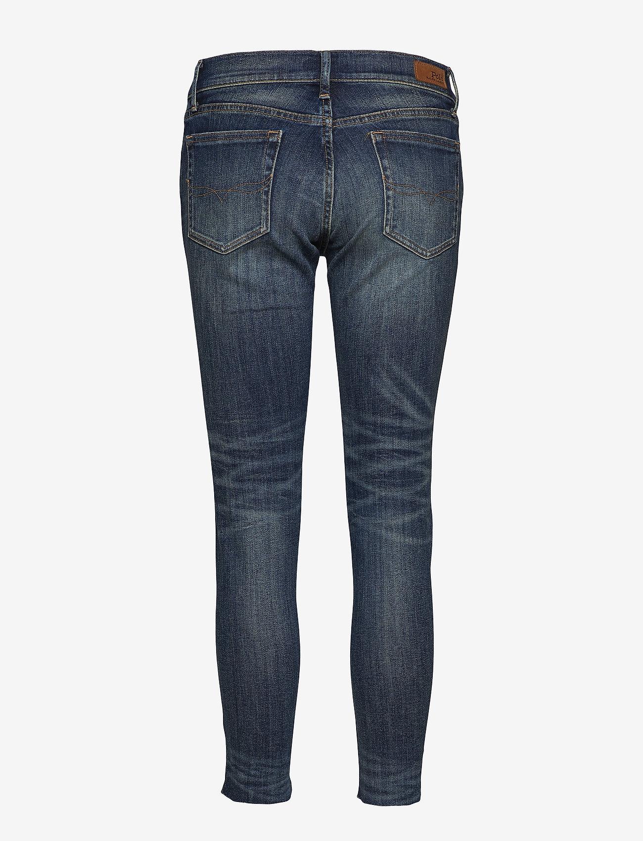 Polo Ralph Lauren - Tompkins Skinny Crop Jean - skinny jeans - dark indigo - 1