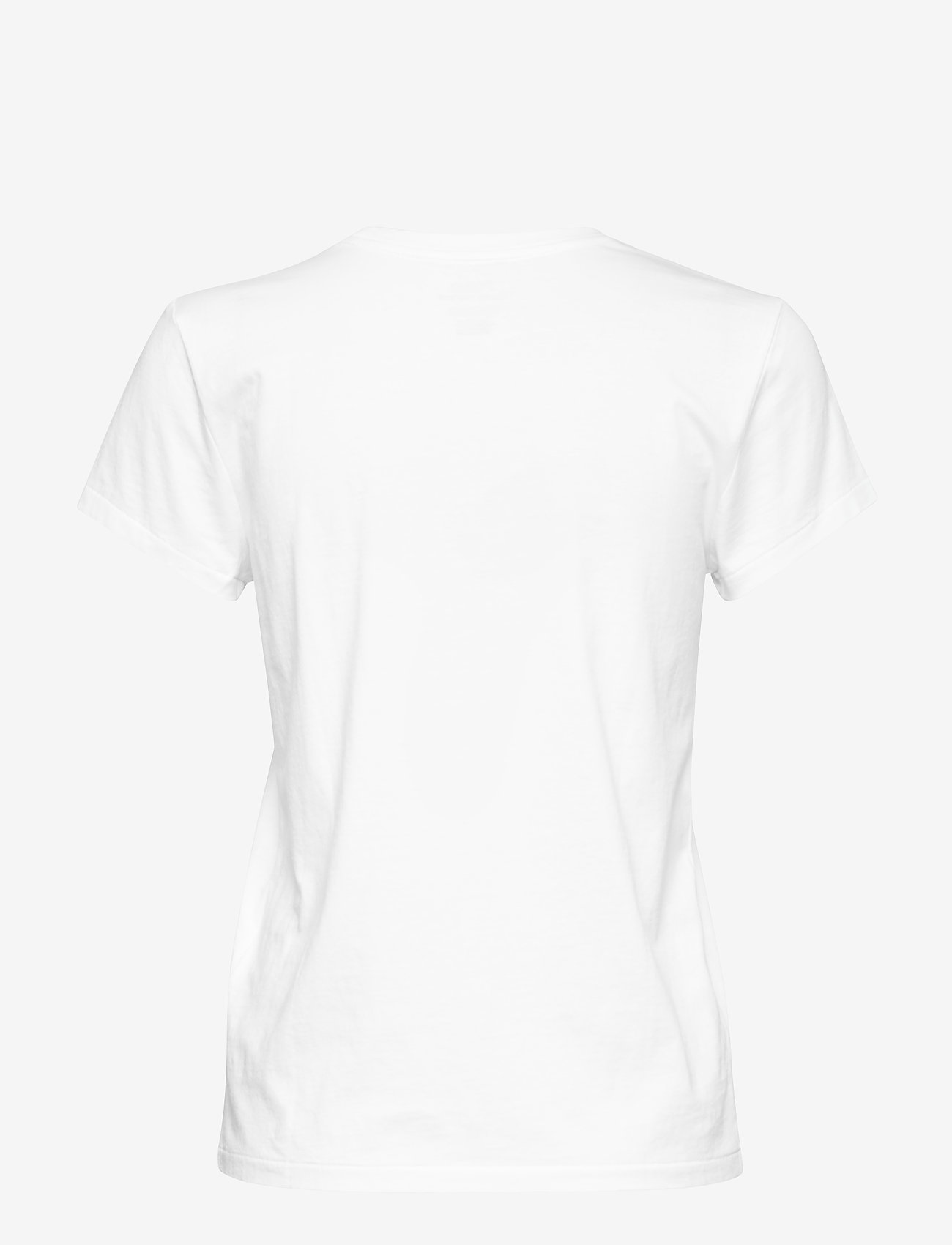 Polo Ralph Lauren - Cotton Jersey Crewneck Tee - logo t-shirts - white - 1
