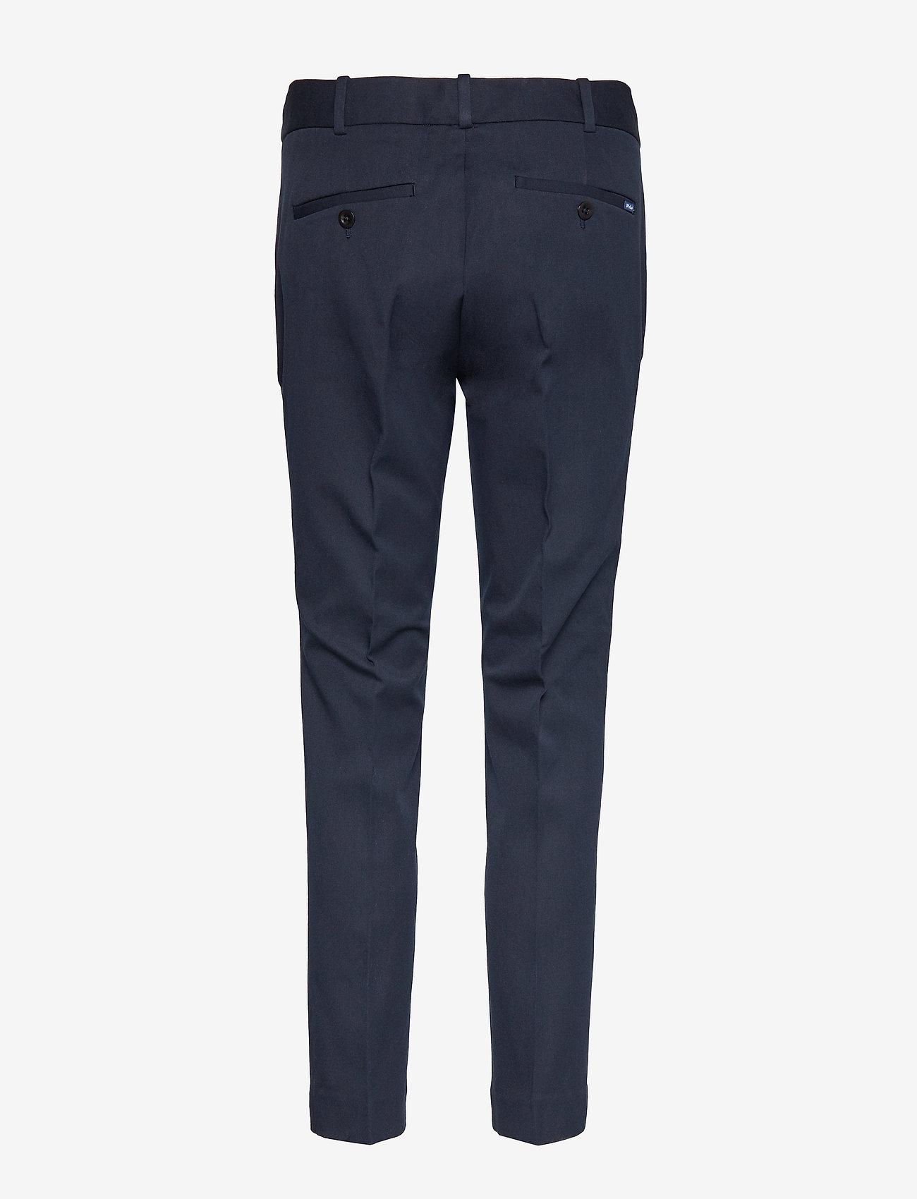 Polo Ralph Lauren - Bi-Stretch Twill Pant - slim fit bukser - aviator navy - 1