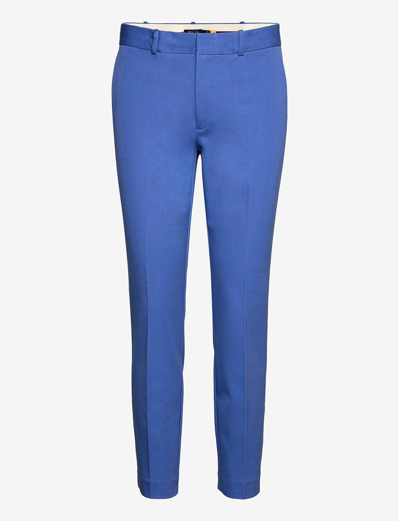 Polo Ralph Lauren - Bi-Stretch Twill Pant - slim fit bukser - indigo sky - 0