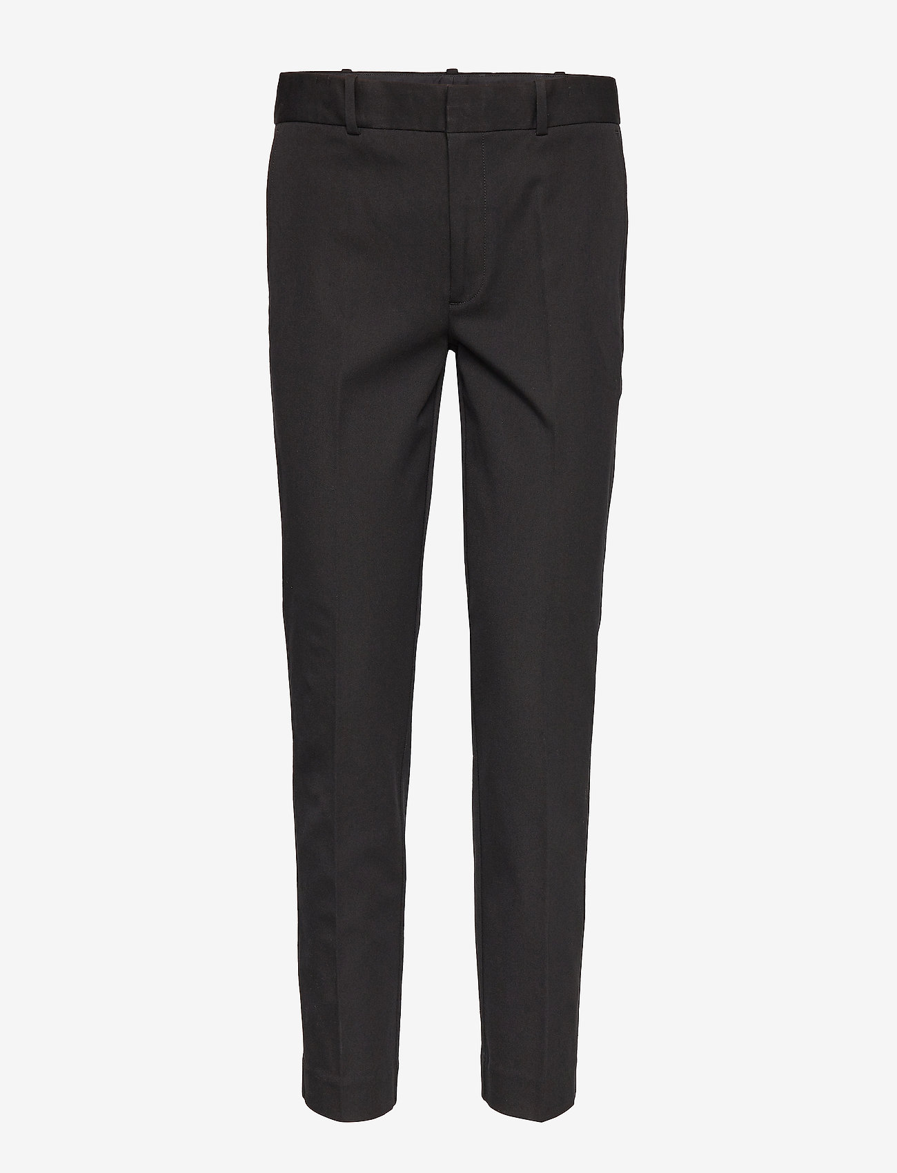 Polo Ralph Lauren - Bi-Stretch Twill Pant - slim fit bukser - polo black - 1
