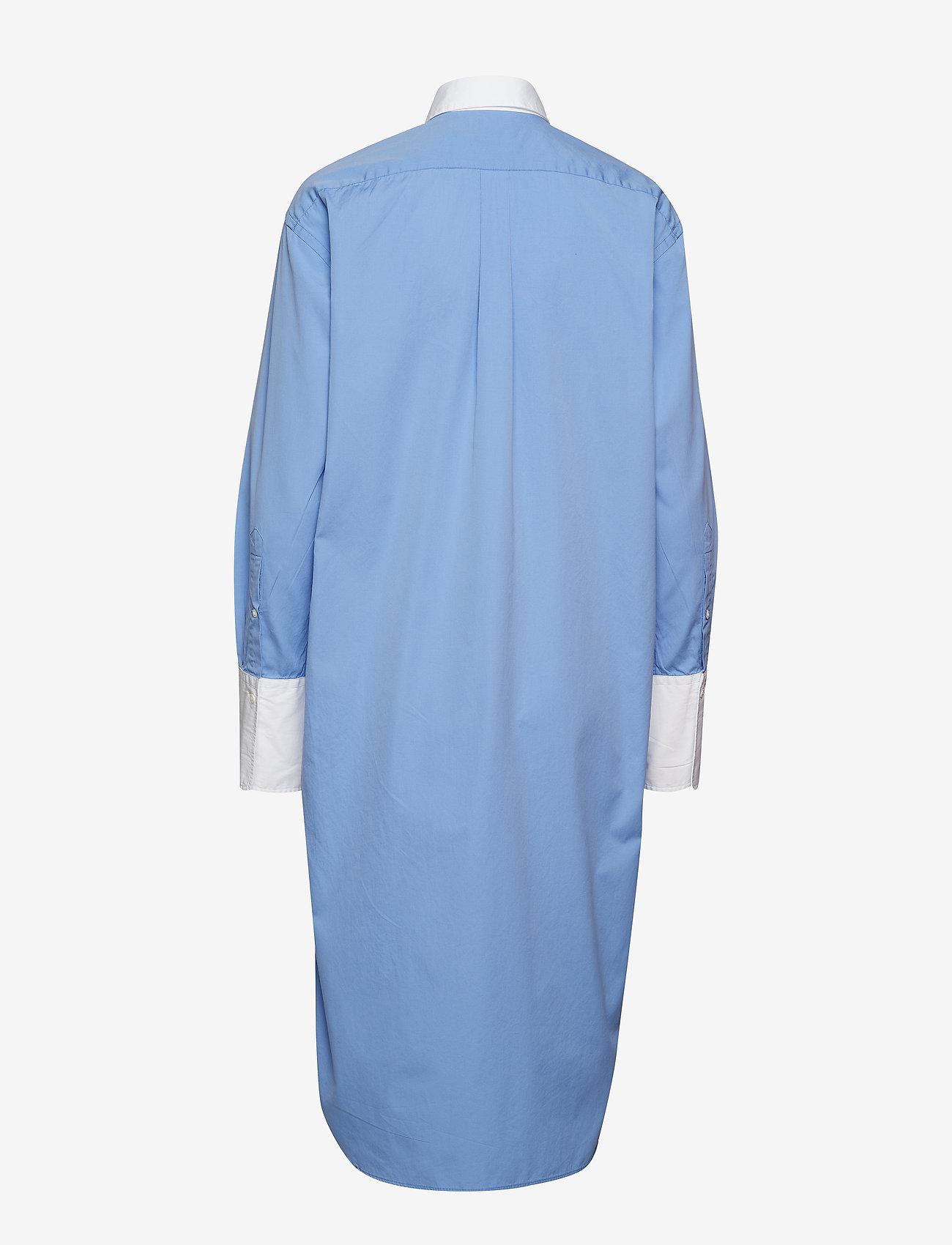 Polo Ralph Lauren Broadcloth-lsl-csd - Dresses