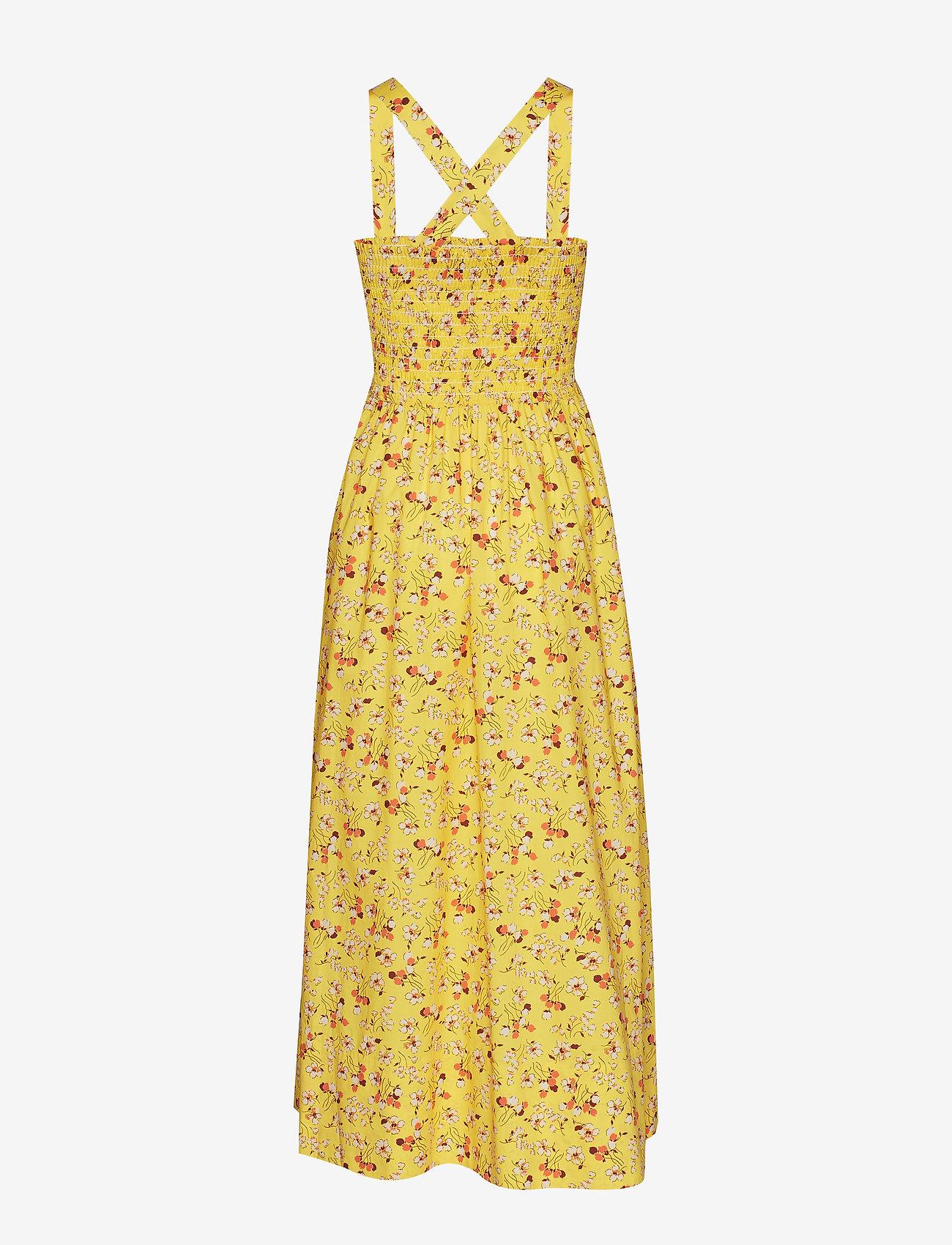 Polo Ralph Lauren Floral Cotton Maxidress - Dresses