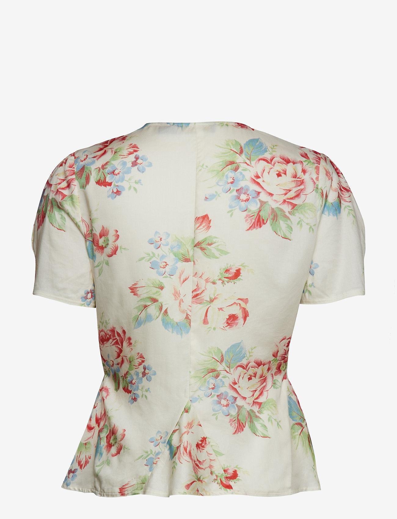 Tencel-sls-sht (Rose Floral) (639.60 kr) - Polo Ralph Lauren