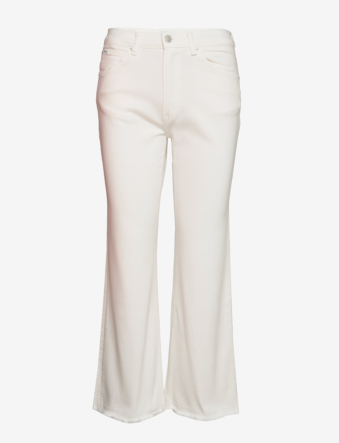 Polo Ralph Lauren - Laight Cropped Flare - flared jeans - white - 0