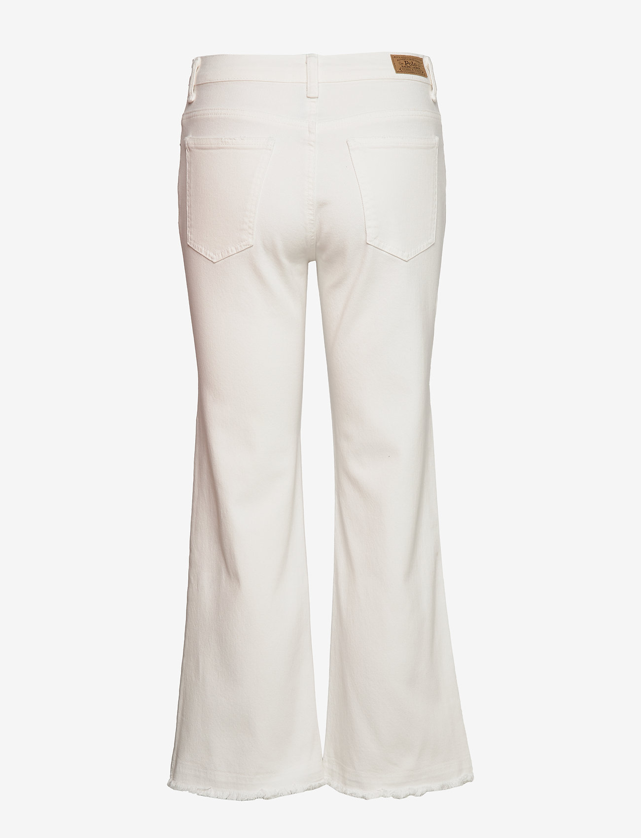 Polo Ralph Lauren - Laight Cropped Flare - flared jeans - white - 1