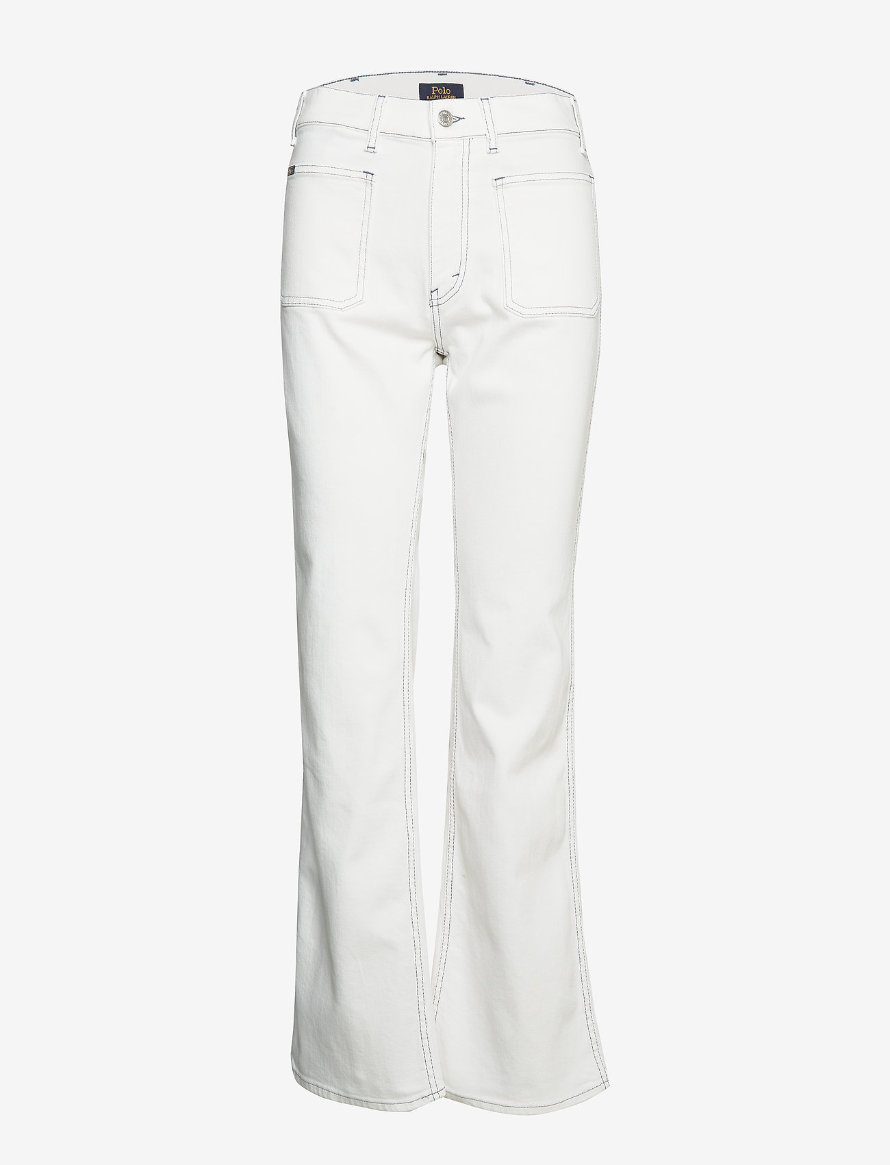 Polo Ralph Lauren - Flare Jean - flared jeans - white - 0